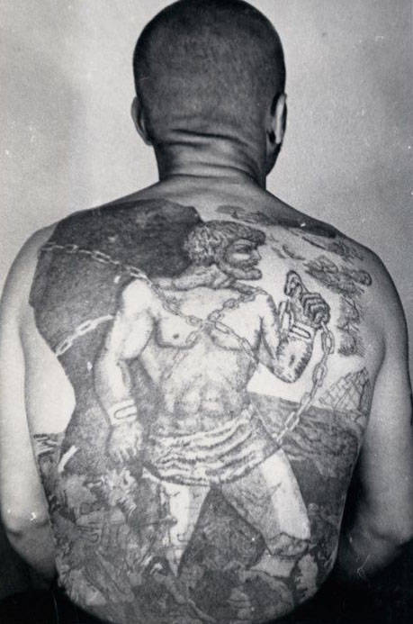 What Meanings Tattoos In Russian Prisons Have