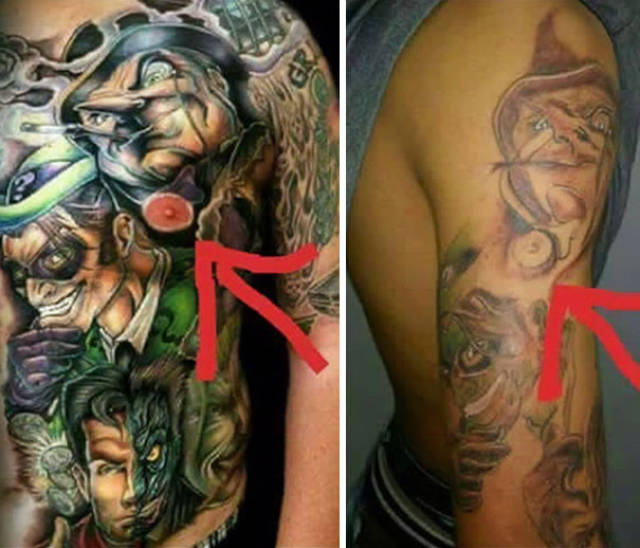There Are No Tattoos Worse Than These…