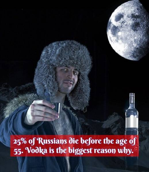 Cold And Weird Things About Russia