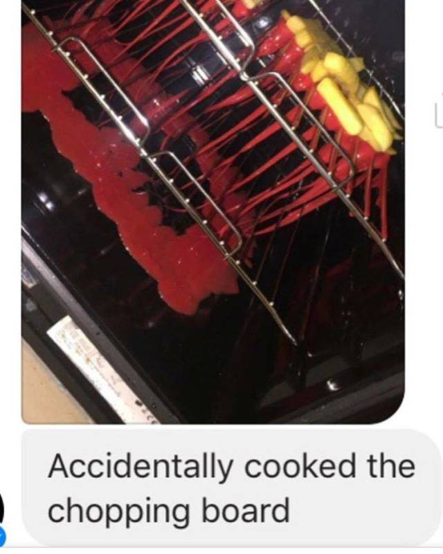 People Who Know Exactly What NOT To Do In The Kitchen Anymore