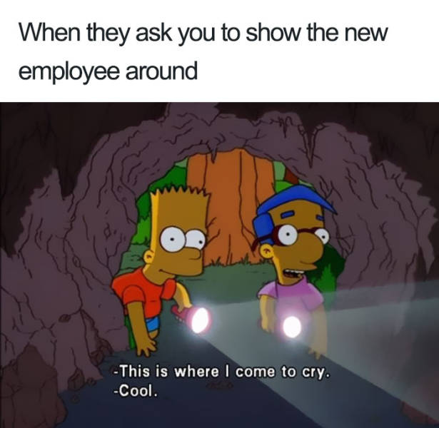 Restaurant Workers Never Get A Break