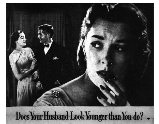 Vintage Ads Had Absolutely No Remorse!