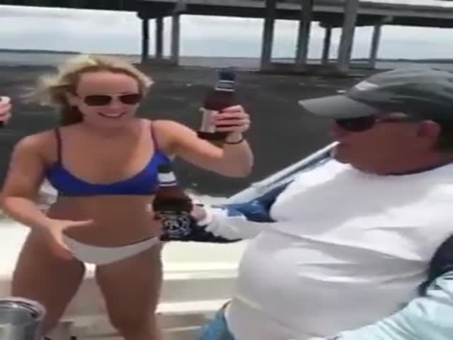 Captain Doesn't Like Being Messed With