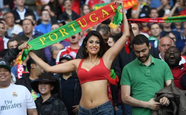2018 World Cup Is Full Of Some Sexy Fan Girls