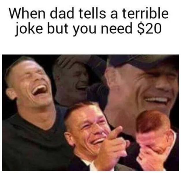 Dad Humor Is What's Needed To Celebrate Father's Day