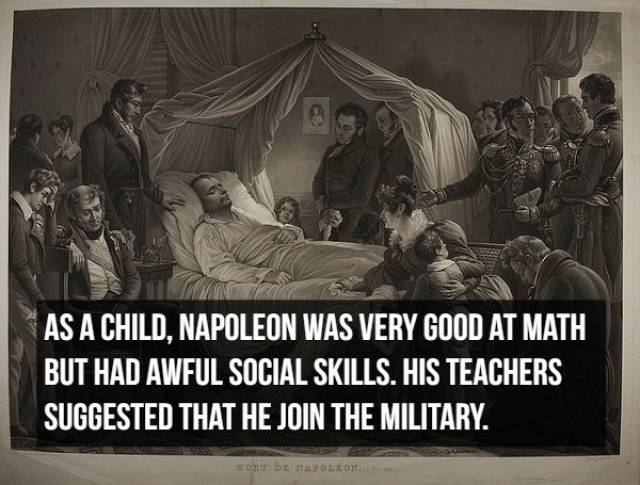 Short And Tyrannical Facts About Napoleon Bonaparte