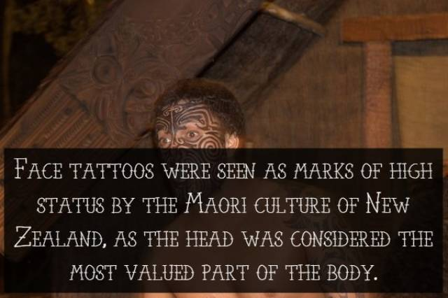 Perfectly Inked Tattoo Facts