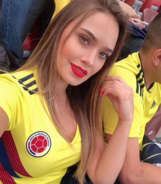 FIFA 2018 World Cup's Cutest Fans