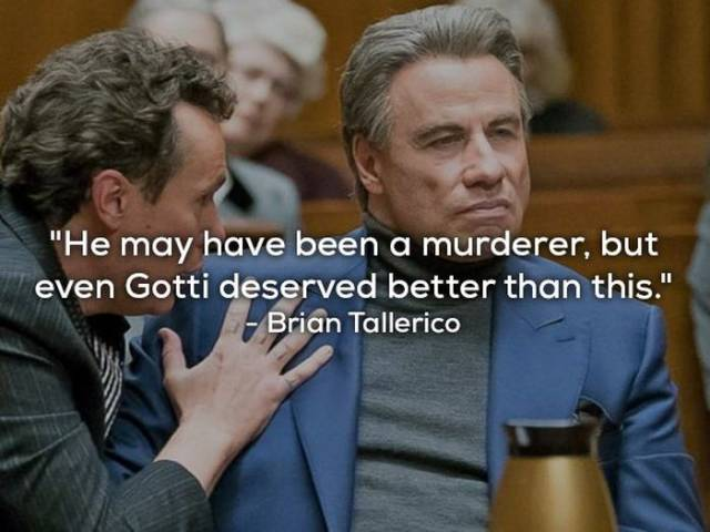 """Gotti"" Received Stunning 0% On Rotten Tomatoes, And Here Are Its Reviews"