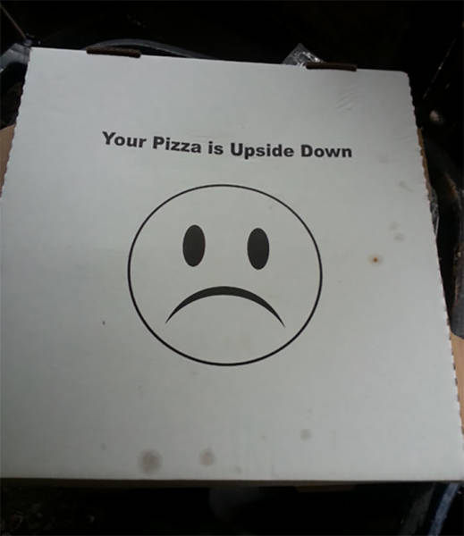 Pizza Places Always Try To Get More Customers