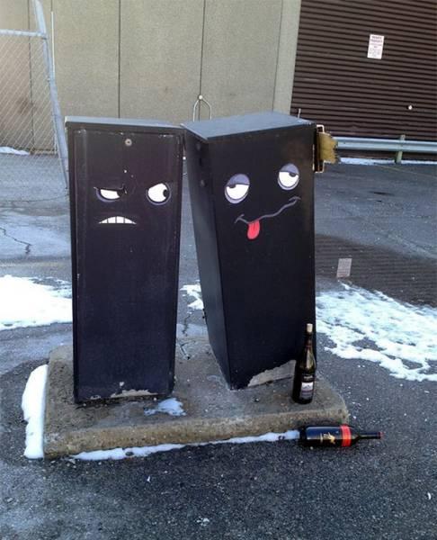 Such Vandalism Should Be Legalized