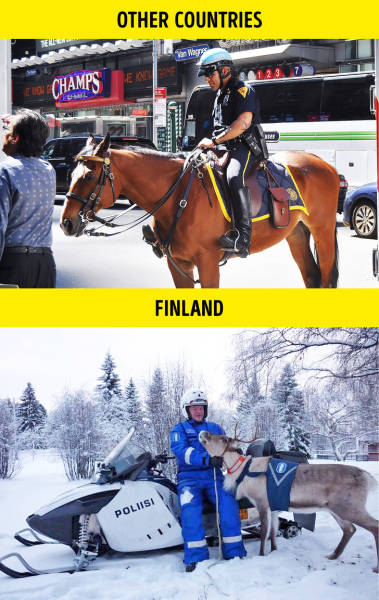 What's Common For Finland But Weird For Every Other Country