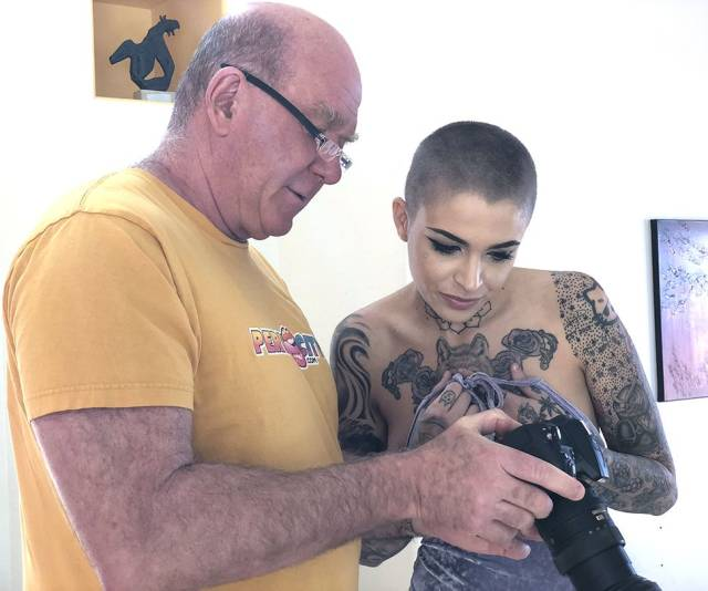 Here's How A Porn Cameraman's Job Looks Like