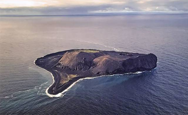 Surtsey Is An Island Where You Can't Go Even If You Wanted To