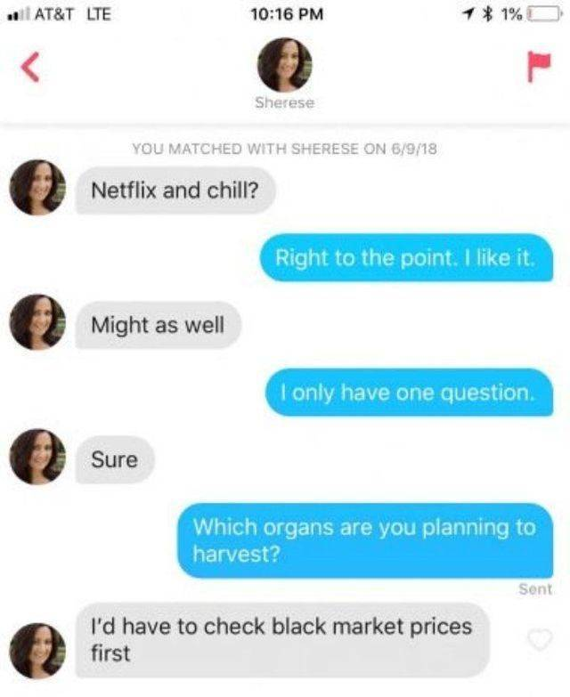 Tinder Isn't Always Awful (Well, Maybe It Is)