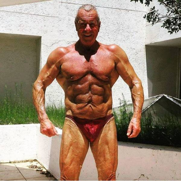 You Can Be Jacked At Any Age You Want