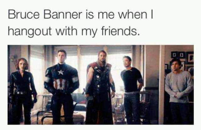 Avengers Memes To Get Your Inner Marvel Going