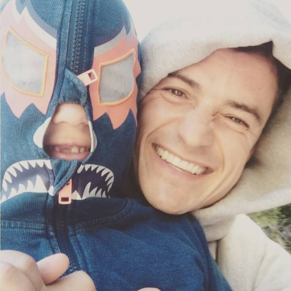 Celebrity Dads Are Too Awesome With Their Kids