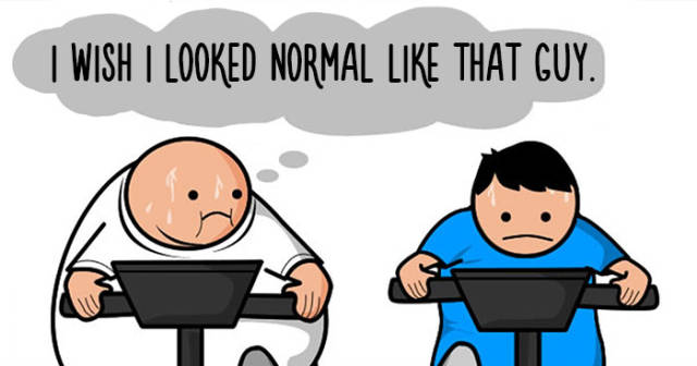 Here's What's Really Happening At The Gym