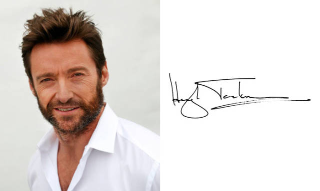 Celebrities Who Have Incredible Signatures, And Some Who Have Very Odd Ones