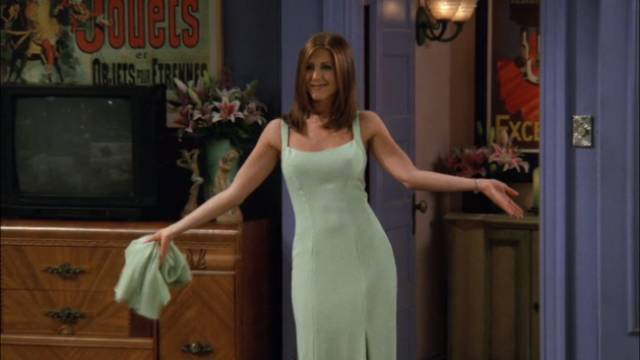 """Friends"" Were Great Because Of The One And Only Jennifer Aniston"