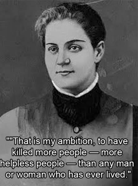 words serial killers