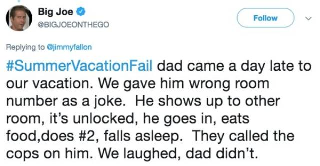 Summer Is Just Another Season For Vacation Fails