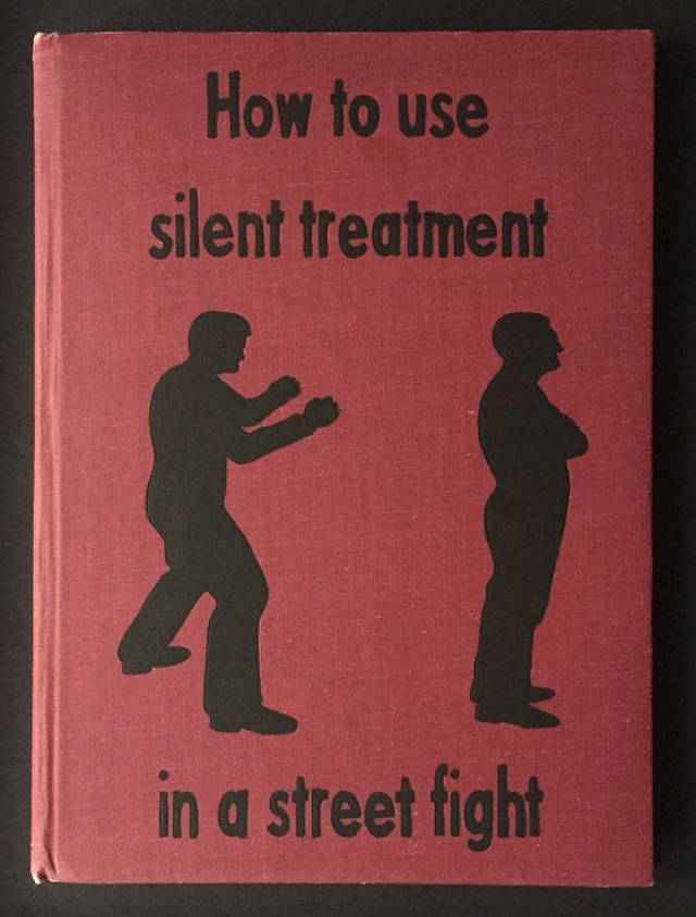 This Therapist Creates The Most Savage Self-Help Books You've Seen