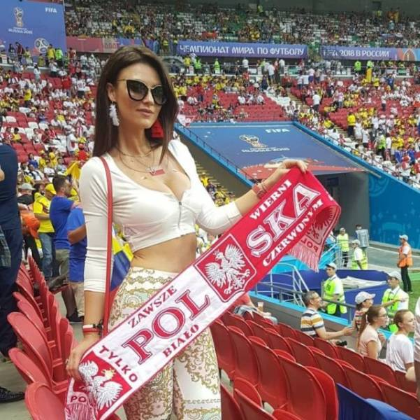 With Fans This Hot, Poland Surely Has To Win The World Cup