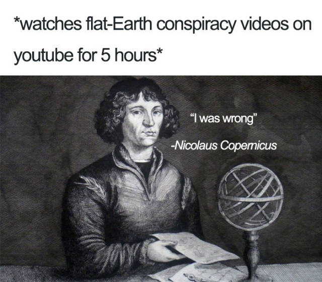 People Fight Flat Earthers On The Internet