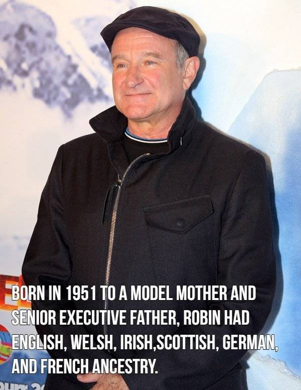 Some Great Things About Even Greater Robin Williams