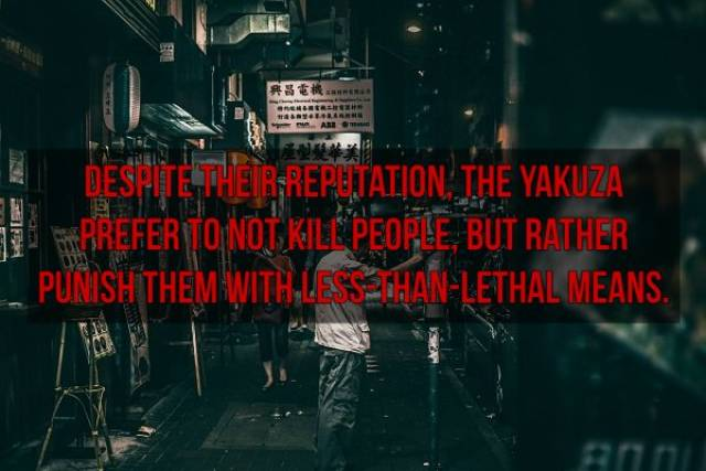 Secretive Facts About The Japanese Yakuza