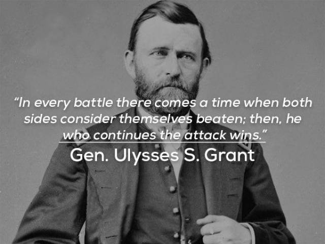 Military Leaders Could Inspire Their Subordinates With Simple Yet Wise Words