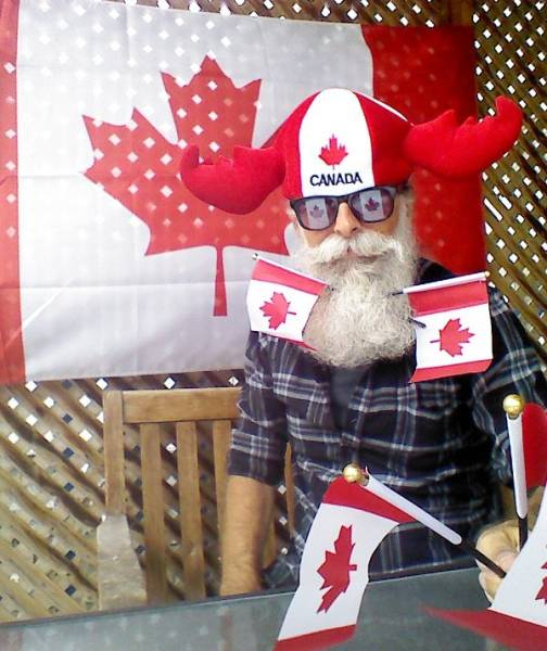 Canadaday Is Here, Rejoice!