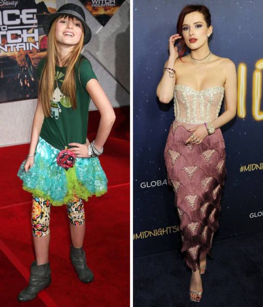 Those Little Actresses Are Growing Up So Fast!