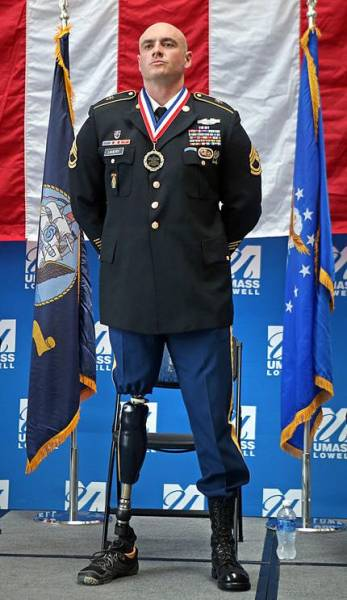 This Sergeant Has Tons Of Medals And Zero Excuses