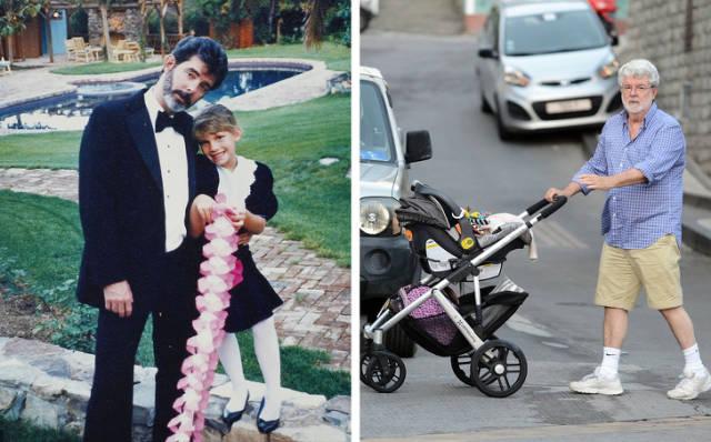 Famous Parents Don't Always Have Rich Kids