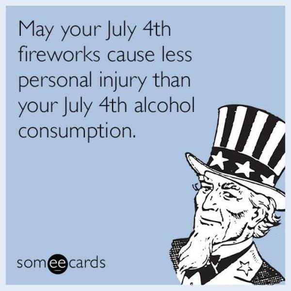 Let's Make It 4th Of July AF!