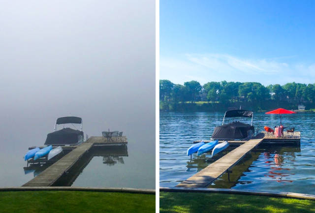 Before And After Photos Are Always Kind Of Mesmerizing
