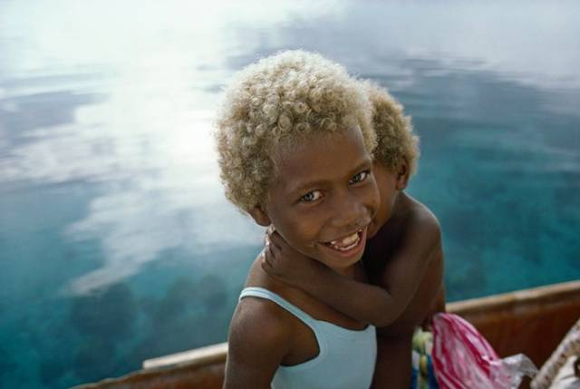 Here's Who Lives On Solomon Islands