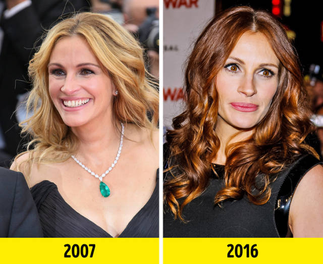 Some Female Celebs Still Look Very Yung In Their 40s