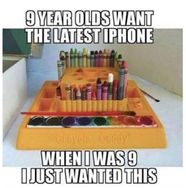 Nostalgia Looks Exactly Like This