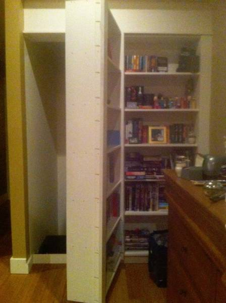 Imagine Finding A Secret Room In Your House