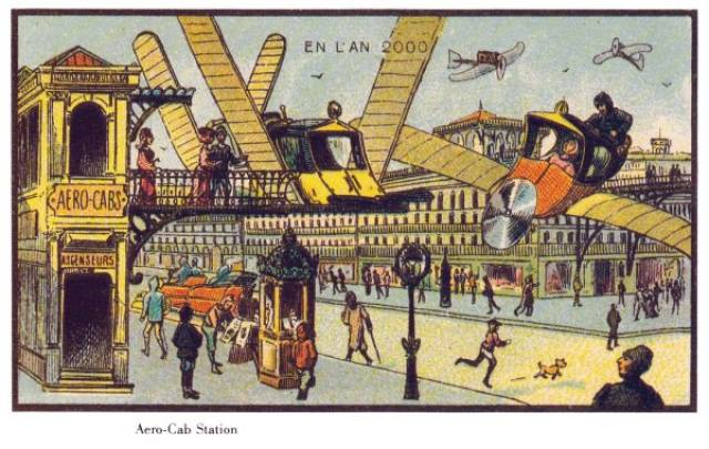 This French Artist Pretty Accurately Described The World We Live In (Himself Living More Than 100 Years Ago, That Is)