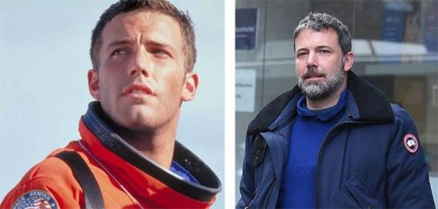 """Armageddon"" Actors After 20 Years"