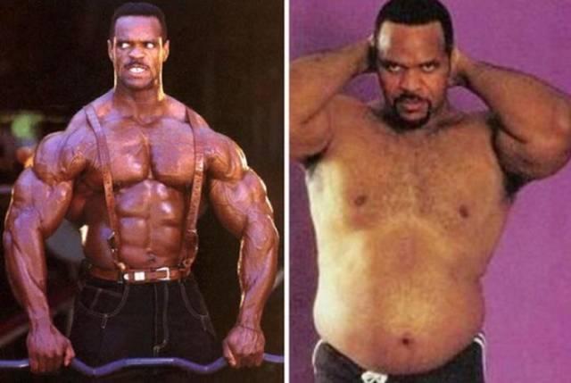 How Bodybuilders Look Long Past Their Prime