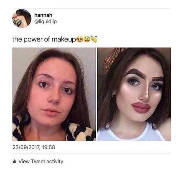 Women Have To Give Up Everything To Look Good Every Day
