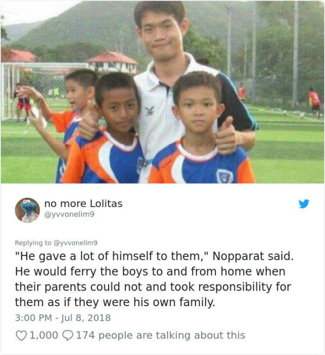 Football Coach Is A Real Hero Who Saved Trapped Thai Boys From Dying