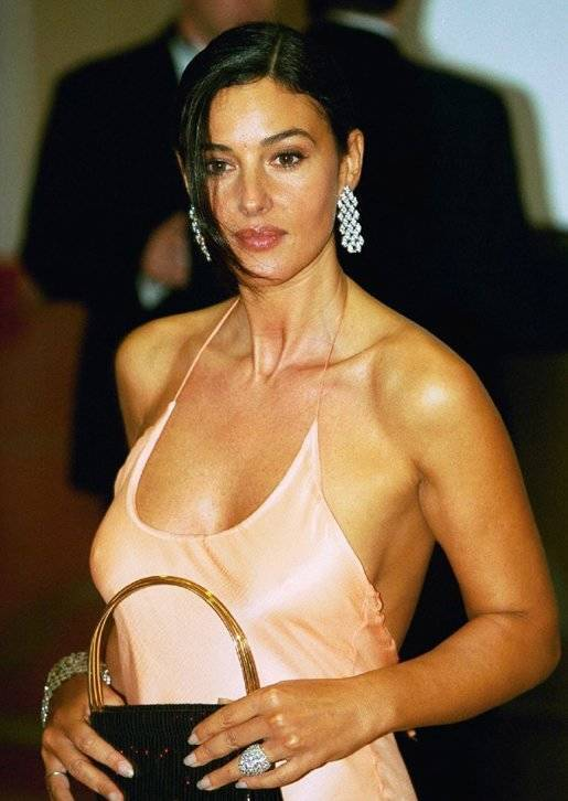 How Age Influenced Our Beautiful Monica Bellucci