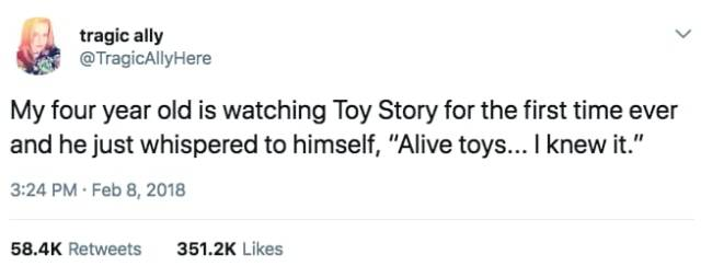 Pixar Jokes That Are Not For Kids